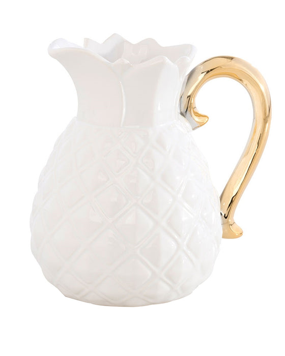 Small Pineapple Creamer Pitcher