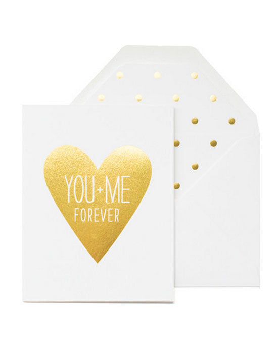 Sugar Paper LA You + Me Card - Hattan Home - 1
