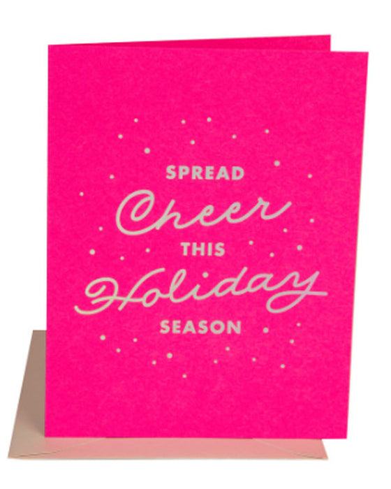 Spread Cheer Holiday Card - Hattan Home - 1