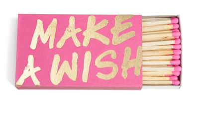 Make a Wish Matchbox - Hattan Home - 5