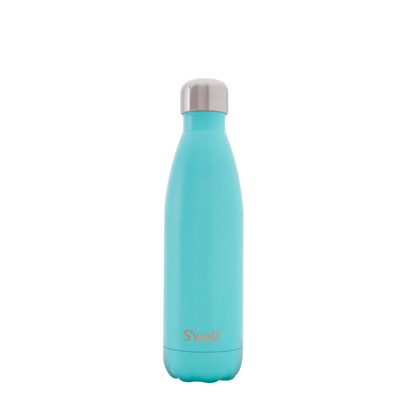 S'well Water Bottle in Turquoise Blue - Hattan Home - 3