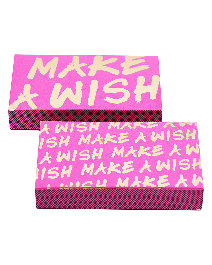 Make a Wish Matchbox - Hattan Home - 3