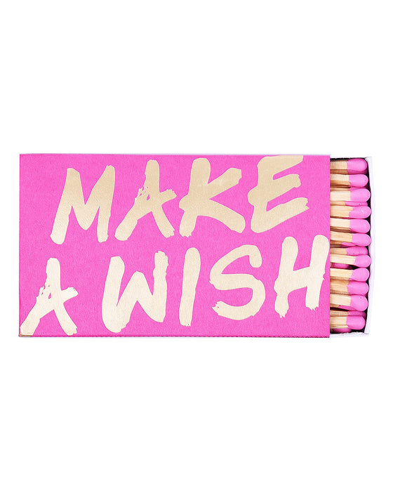 Make a Wish Matchbox - Hattan Home - 1