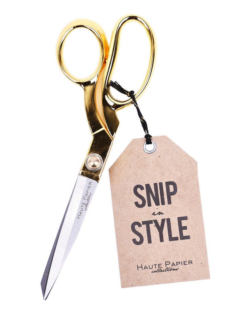 Gold Scissors - Hattan Home - 1