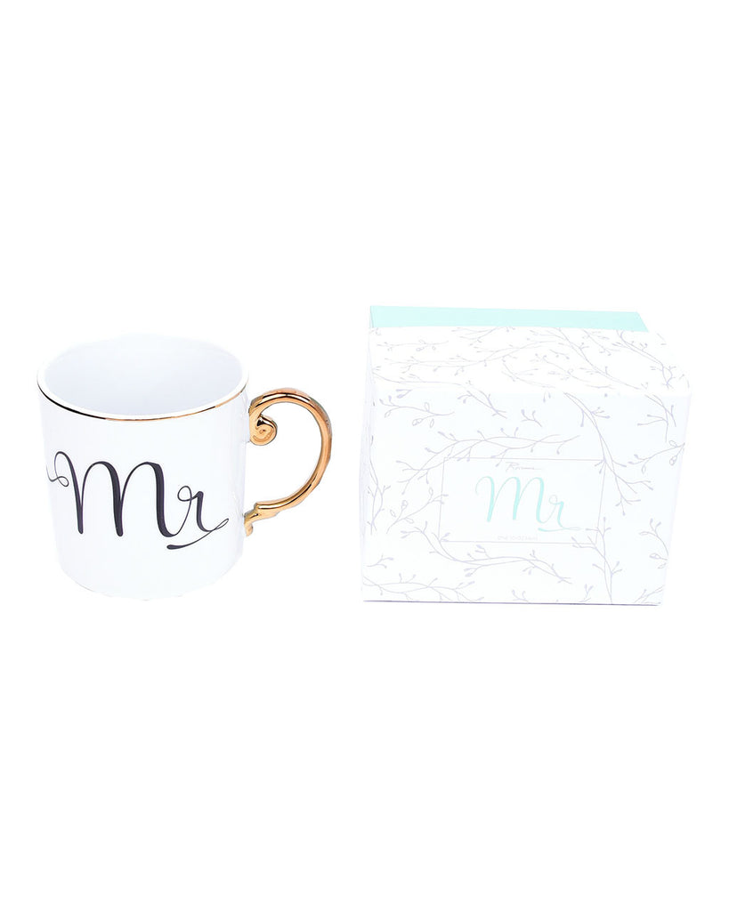 Rosanna Mr. Love Is In The Air Mug - Hattan Home - 4