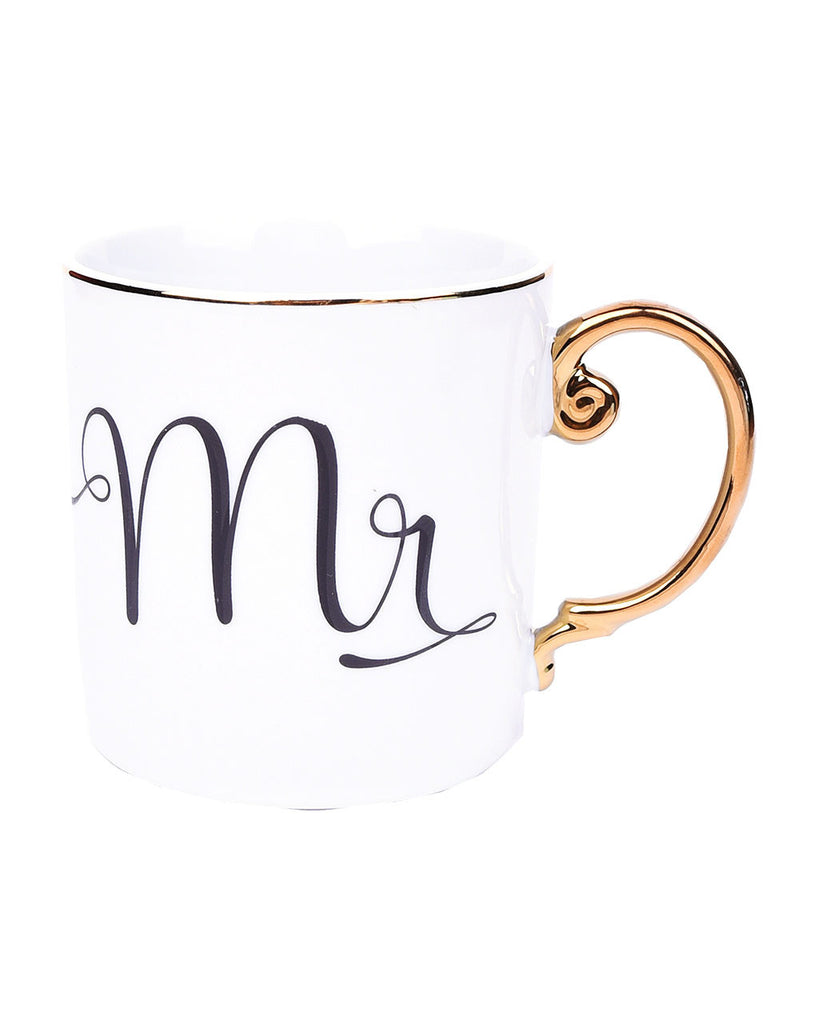 Rosanna Mr. Love Is In The Air Mug - Hattan Home - 1