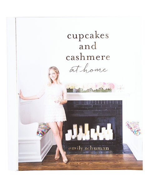 Cupcakes And Cashmere At Home Book