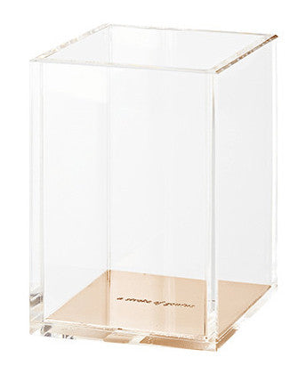 Kate Spade Acrylic Pencil Cup - Hattan Home - 1