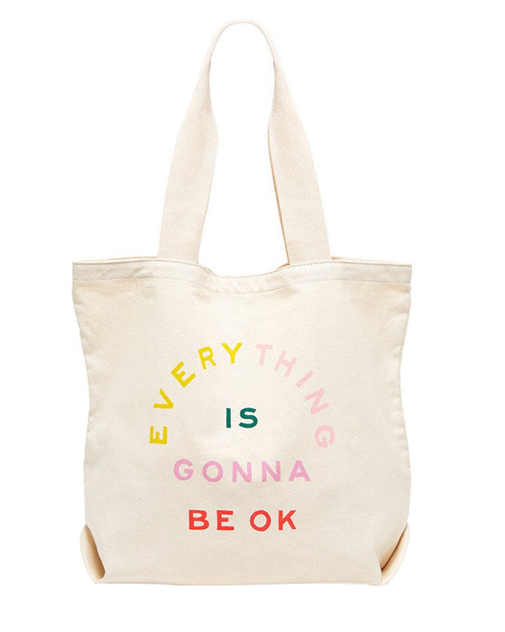 Ban.do Big Canvas Tote Gonna Be Okay