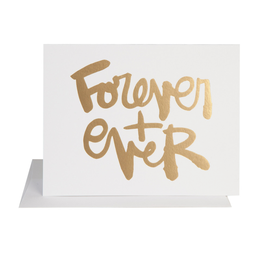 Forever + Ever Card - Hattan Home - 3