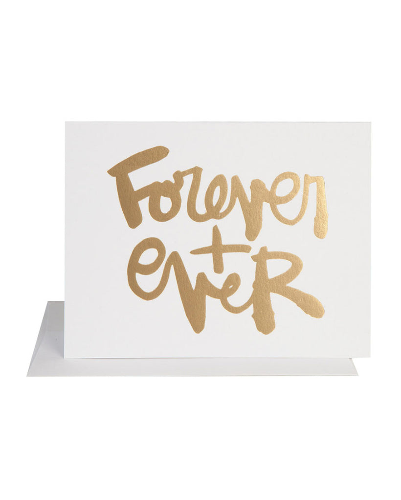 Forever + Ever Card - Hattan Home - 1