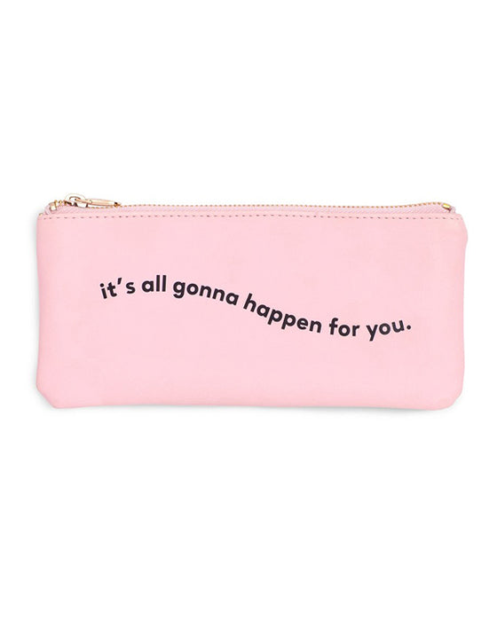 Ban.do Gonna Happen for You Pencil Pouch