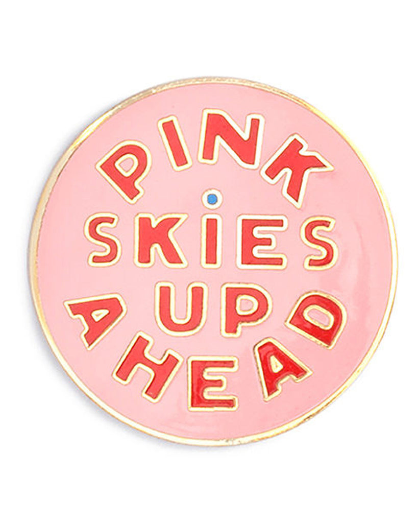 Ban.do Pink Skies Ahead Pin