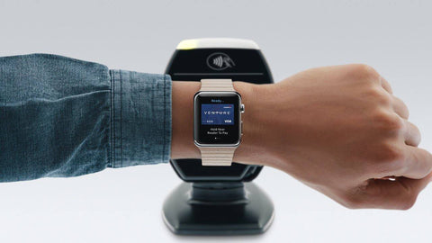 smartwatch apple pay