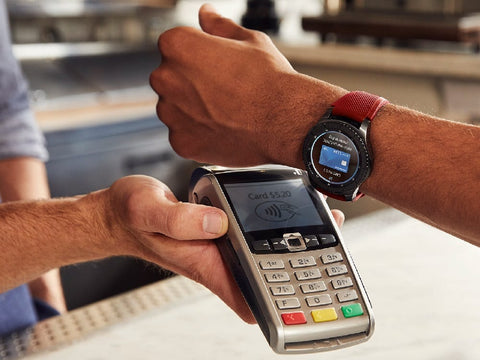 samsung pay smartwatch