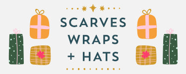 Hats, Scarves, & Wraps