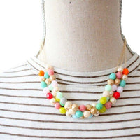 Bauble Statement Necklace