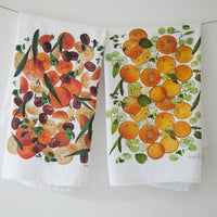 Fruit Tea Towel Set