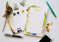 Mini Weekly Planner Desk Pad