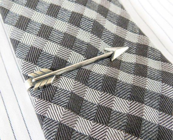 Arrow Tie Bar
