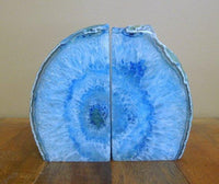 Geode Book Ends
