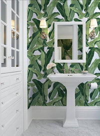 Catalina Palms Removable Wallpaper