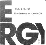 "Free Energy - Free Energy (White Label 7"")"