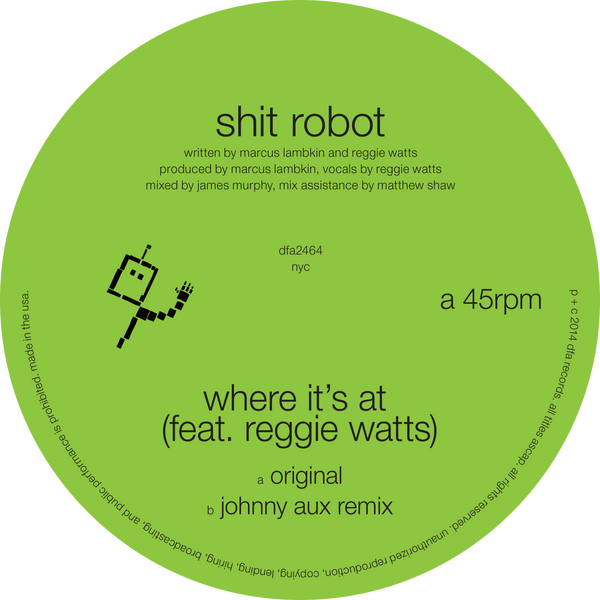 Shit Robot - Where It's At