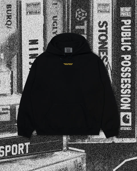 DFA X Carhartt WIP Present RELEVANT PARTIES: Hooded Sweatshirt