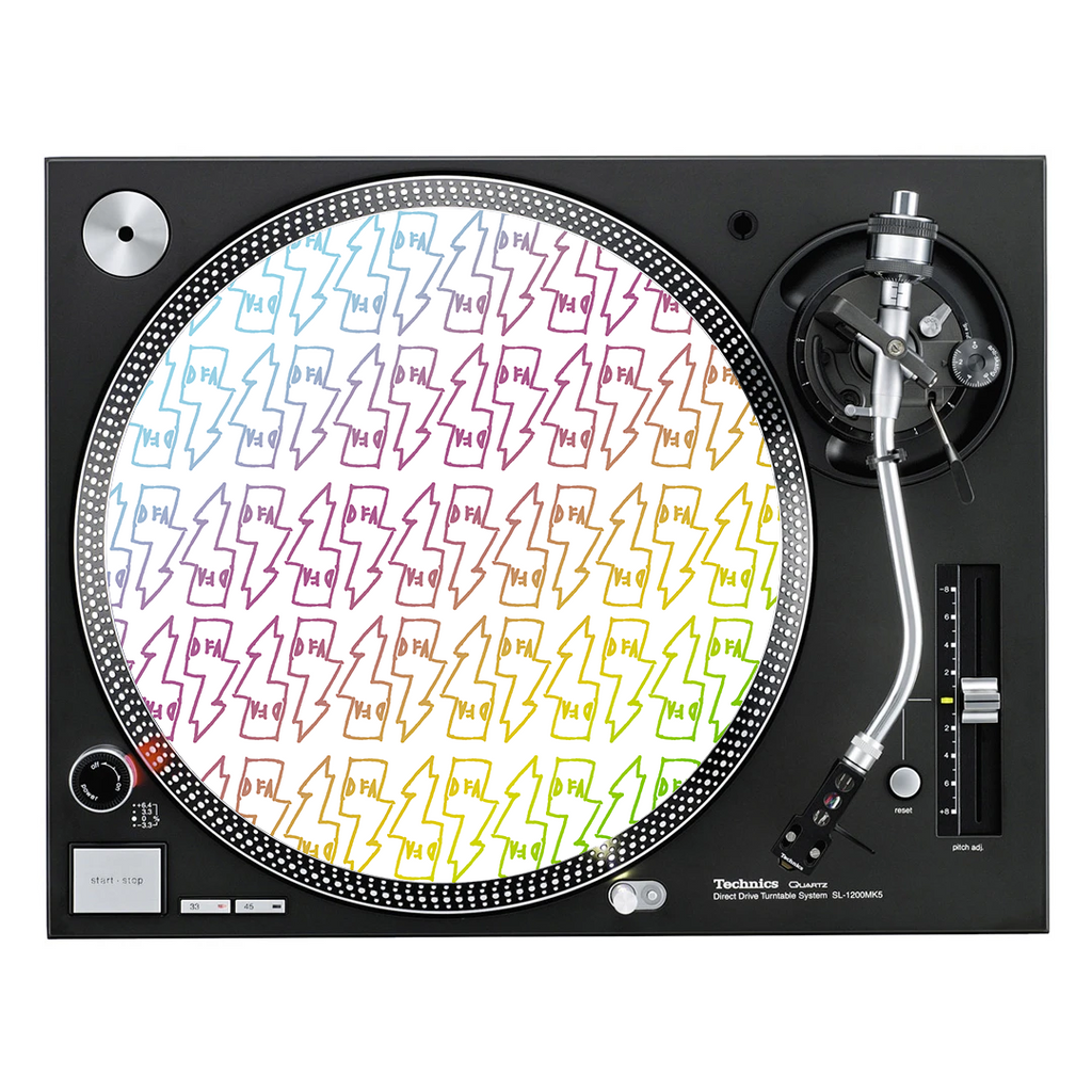 Gradient Bolt Slipmat