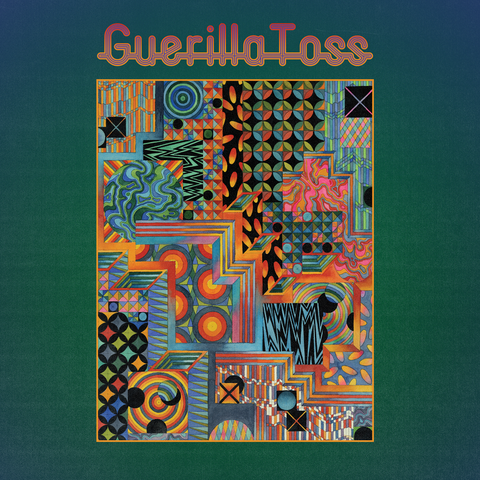 Guerilla Toss - Twisted Crystal (Pre-Order)