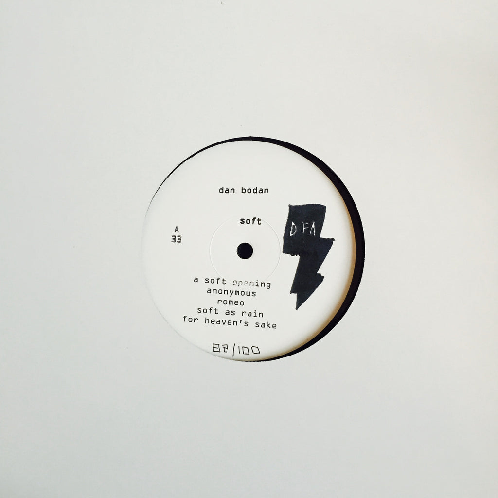 Dan Bodan - Soft (Limited Edition White Label)