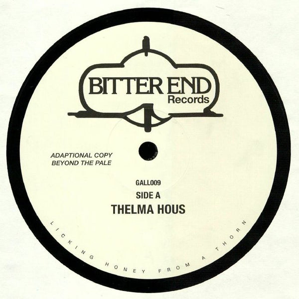 Bitter End - Thelma Hous