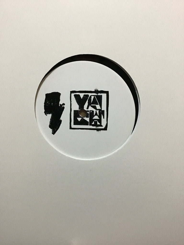 YACHT - (Downtown) Dancing / Hand Stamped White Label 12""