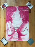 Richard Phillips x Black Dice - America Art Show Poster