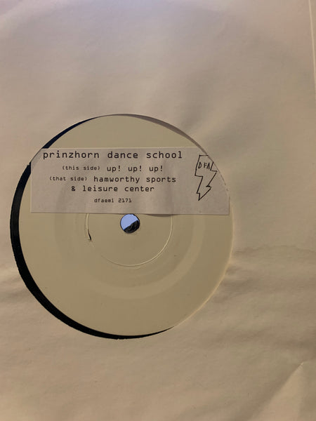 "Prinzhorn Dance School - Up! Up! Up! (White Label 7"")"