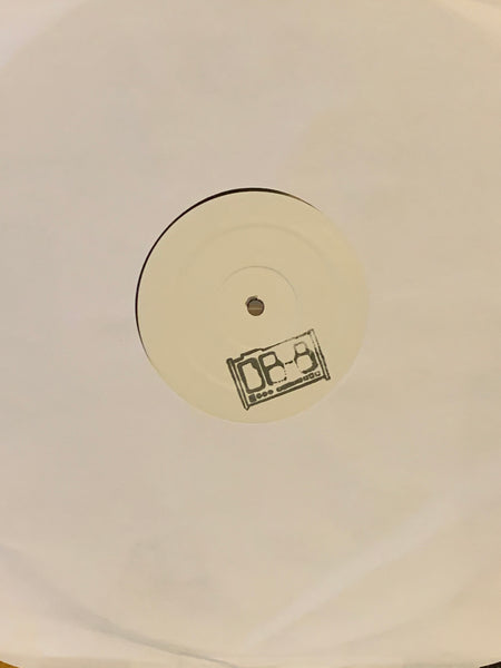 "Shit Robot - OB-8 (White Label 12"")"