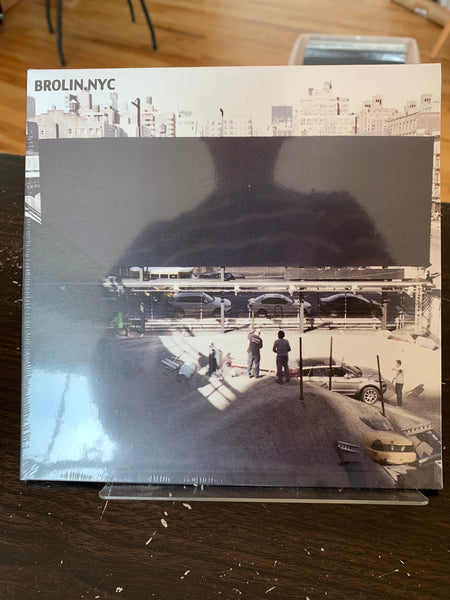 "Brolin - NYC 7"" w/ Sinkane Remix"