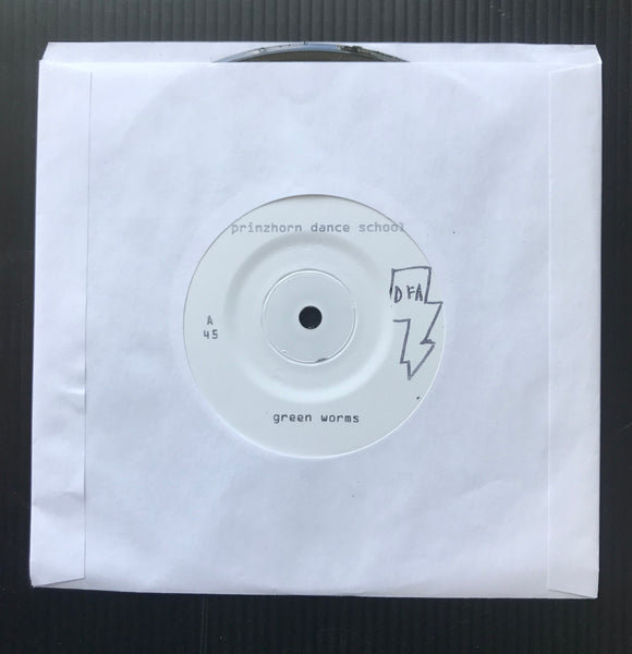 "Prinzhorn Dance School - Green Worms (White Label 7"")"