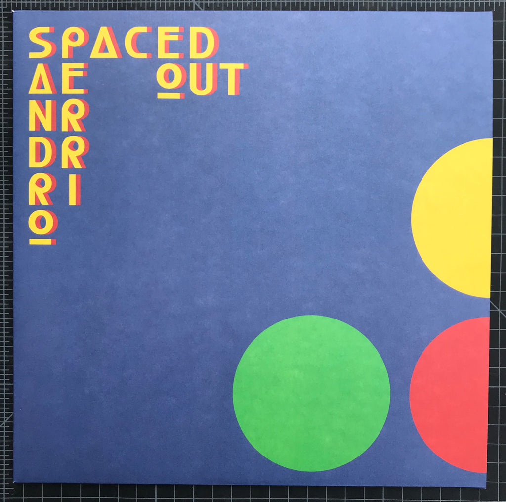 "Sandro Perri - Spaced Out 12"" w/ Larry Gus Remix"