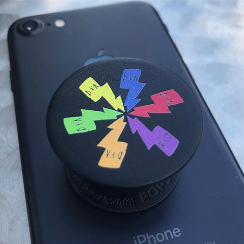 Bolt Logo PopSocket