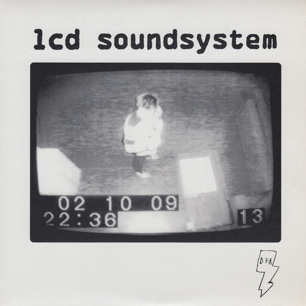 "LCD Soundsystem - Give It Up (Limited Edition White Label 7"")"
