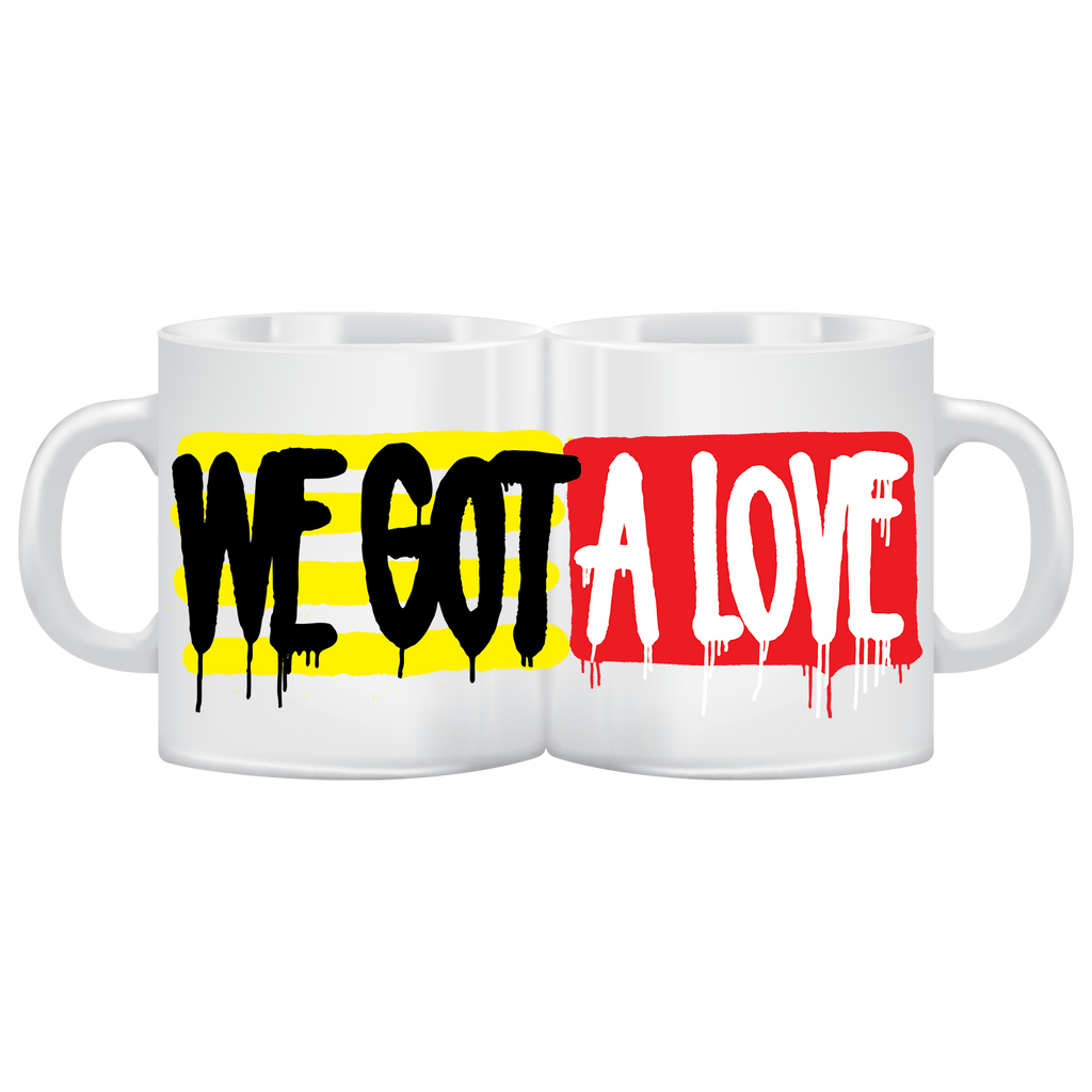 Shit Robot - We Got A Love Mug + Download