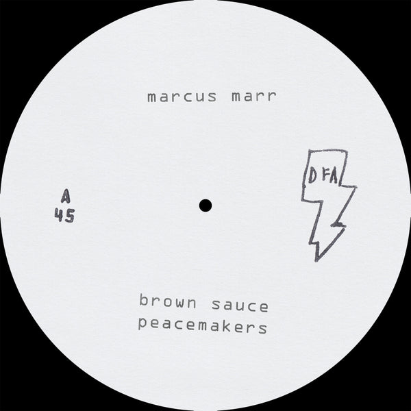 "Marcus Marr - Brown Sauce (White Label 12"")"