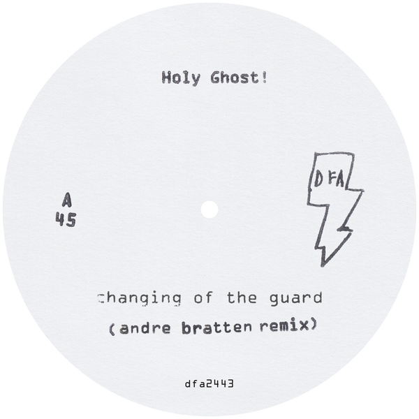 Holy Ghost! - Prins Thomas & Andre Bratten Remixes