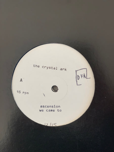 The Crystal Ark - The Crystal Ark (White Label 2LP)