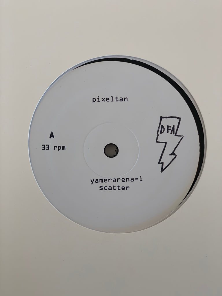 "Pixeltan - Yamerarena-i (White Label 12"")"