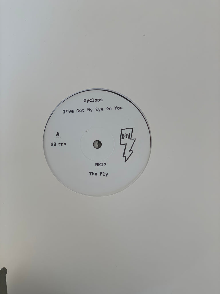 Syclops - I've Got My Eye On You (White Label 2LP)