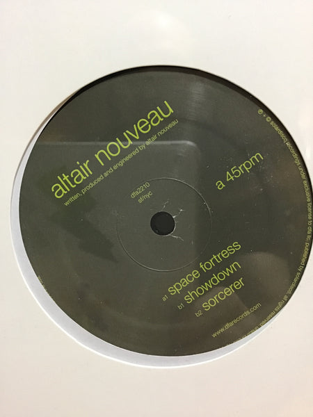 Altair Nouveau - Space Fortress 12""