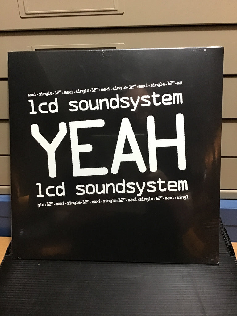 LCD Soundsystem - Yeah 12""